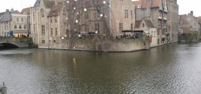 "Europa, Xmas 2013-14, ""In Bruges"" or… On the Road Again"