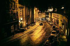 street. night