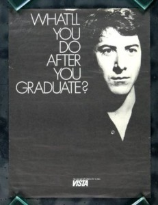 Dustin Hoffman.the Graduate